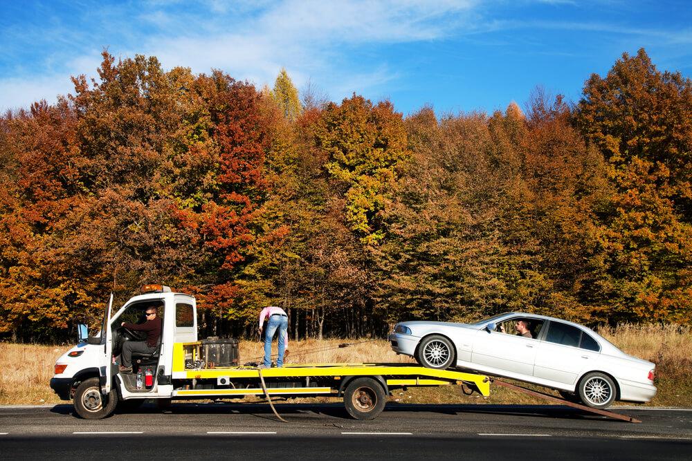 Šlep vozila iz inostranstva