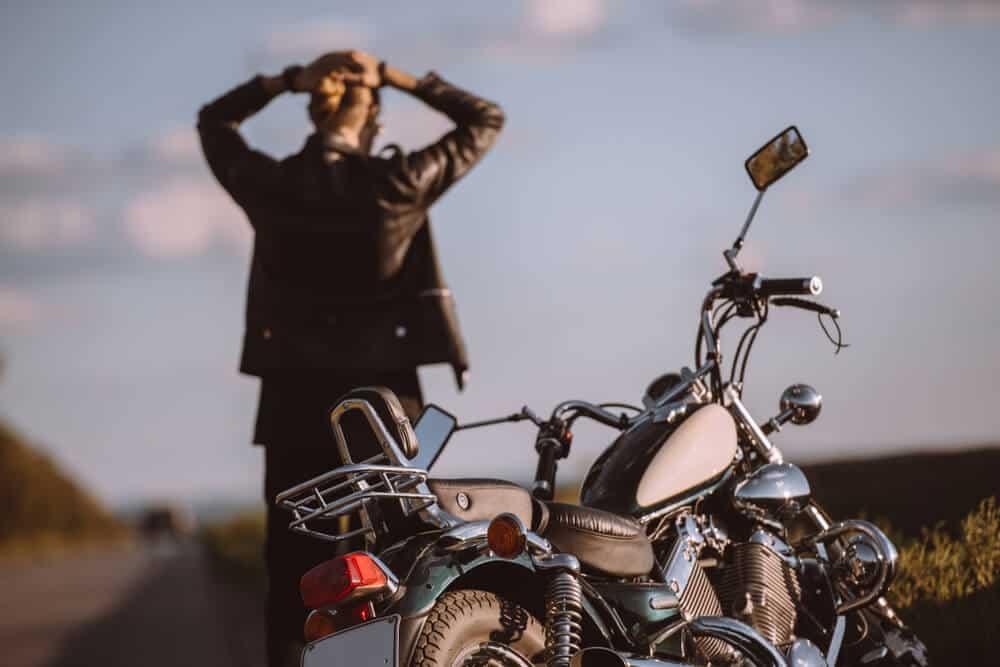 šlepanje motora SP Star Bike 2