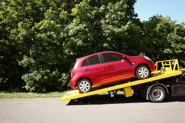 Bezbedno šlepovanje vozila