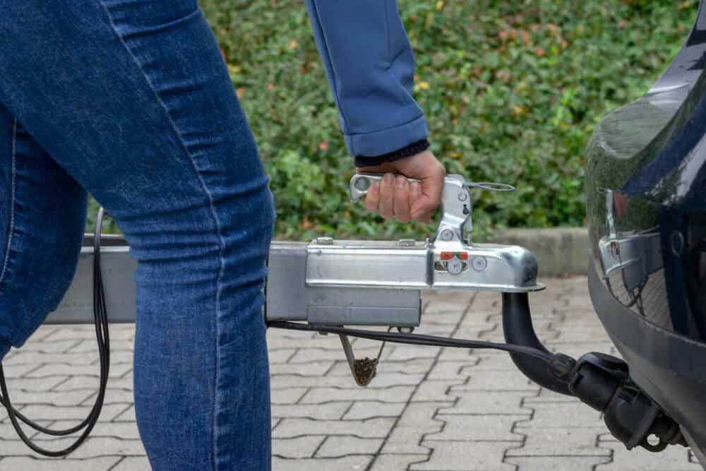 Šleoanje prikolice - SP Star Bike Šlep Služba Beograd 2