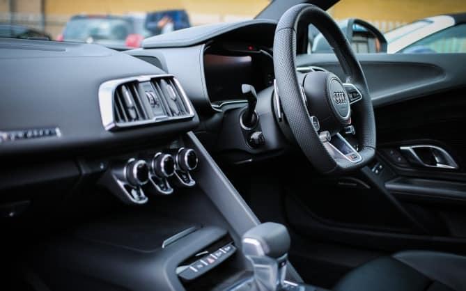 Unutrašnjost vozila